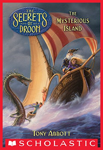 The Secrets of Droon #3: The Mysterious Island (English Edition)