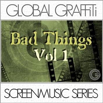 Screenmusic Series: Bad Things Vol. 1
