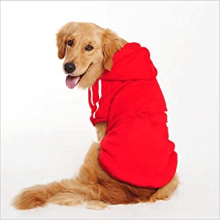 BOOB Dogs Pets Clothing Large Dogs Coat Warm Coat Hoodies Jackets Sportswear Sweaters for Dog Clothes Small Medium and Large Dogs