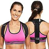 sit right Haltungstrainer zur Verbesserung der Körperhaltung – Rückenstützgürtel & Geradehalter zur Haltungskorrektur - Diskreter Rückengurt für Damen & Herren