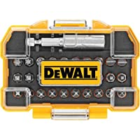 Dewalt DWAX100 31-Piece Screwdriving Set