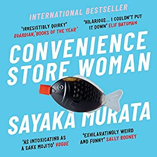 Convenience Store Woman cover art