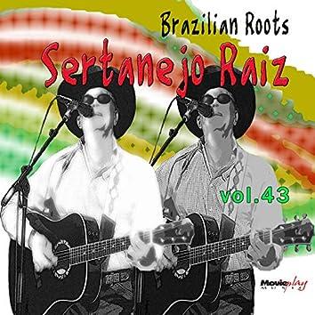Sertanejo Raiz, Vol. 43 (Brazilian Roots)