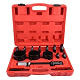 SANON Car Front Wheel Drive Hub Bearing Removal Disassembly Assembly Tool Puller Kit