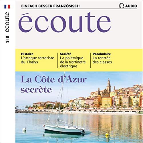 Écoute Audio - La Côte d'Azur secrète. 10/2019 cover art