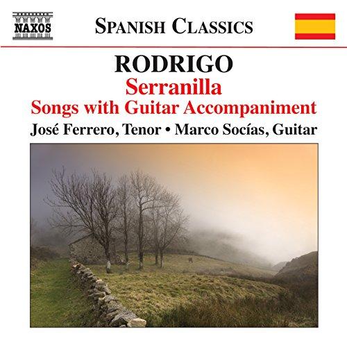 Serranilla: Songs with Guitar Accompaniment