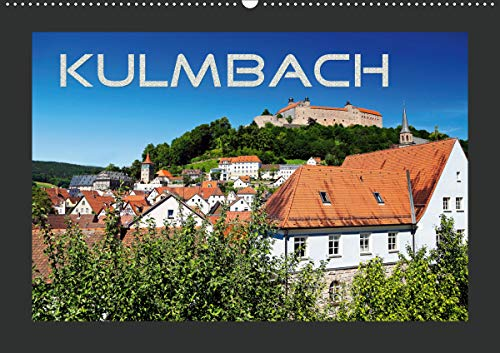 Kulmbach (Wandkalender 2021 DIN A2 quer)