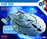 Polar Lights Star Trek U.S.S. Voyager Clear Edition Scale 1:12 Model Kit