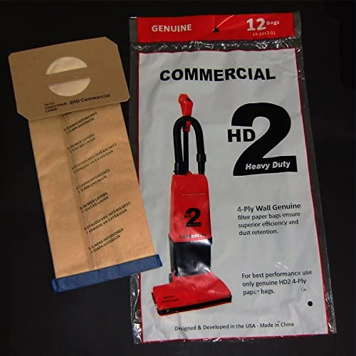 EnviroCare Paper Bag Commercial 2 Pack Upright Motor 12 specialty shop Popular products