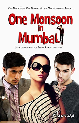 One Monsoon In Mumbai by Anitha Perinchery ebook deal