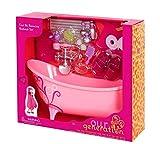 Our Generation 44342 - Badewannen Set, pink