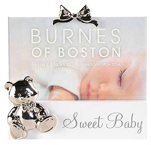 Burnes of Boston Sweet Baby Bear Cadre 15,2 x 10,2 cm
