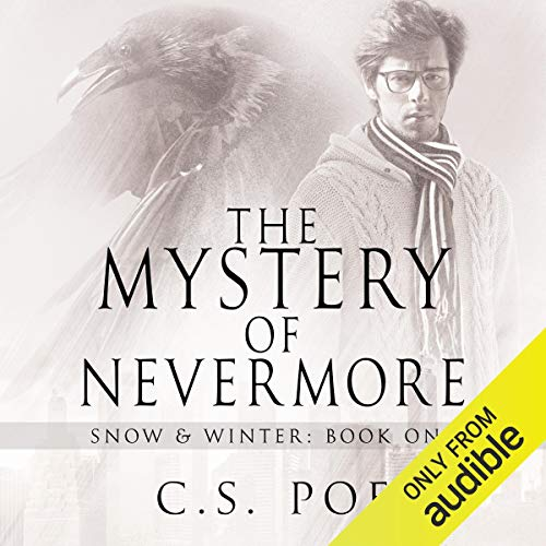 The Mystery of Nevermore  By  cover art