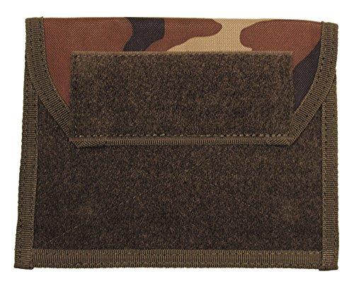 porte papier, Velcro, 'Molle', Couleur:woodland