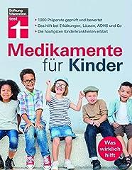 Kinder: Wirkstoffe
