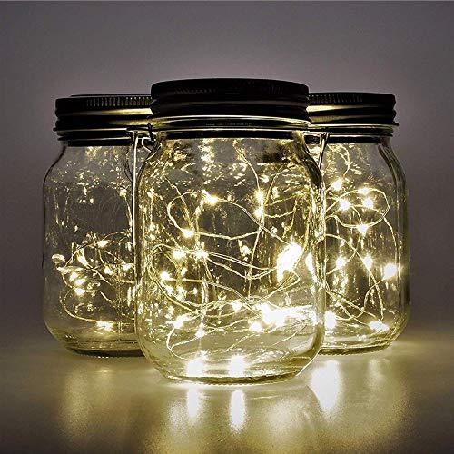 Lampenschnur Lampensockel Kronkorken Lampenschnur im Freien wasserdichte Lampenschnur, kompletter Satz von Deckel + Griff + Glasflasche, freie Größe