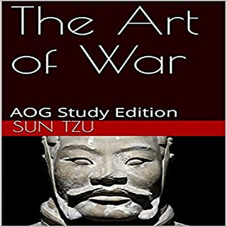 The Art of War: AOG Study Edition audiobook cover art