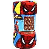 Spiderman SM Swing 45x60 Fleece Throw