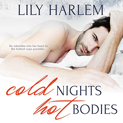 Cold Nights, Hot Bodies audiobook cover art
