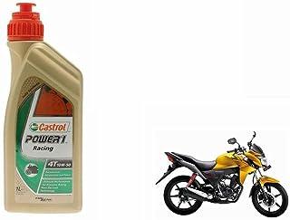 Castrol Power1 10W-50 4T 1 Litre Bike Engine Oil-Honda CB Twister