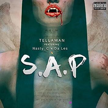 SAP (feat. Nasty C & Da Les)