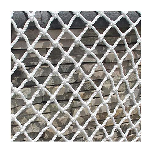 Veiligheid van het kind net beschermende netto decoratie net uit Veiligheid netto nylon touw netto balkon veiligheid netto decoratie touw netto obstakel nettrappen anti-vallende kleuterschool speeltuin tuin hek touw netto schommel