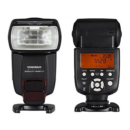 YONGNUO YN565EX III TTL-Slave-Flash-Speedlite-Ersatz f¨¹r Canon DSLR-Kamera GN58-Hochgeschwindigkeitsrecyclingsystem