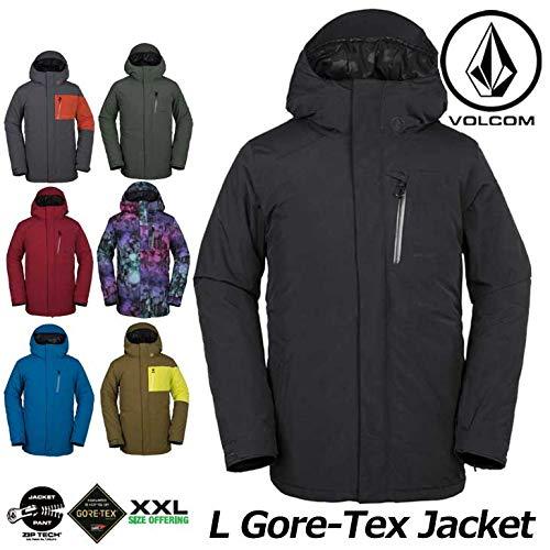 ボルコム 18-19 スノーウェア メンズ スノーボード ジャケット (L GORE-TEX Jkt) G0651904 US(M) (MOS)モス...