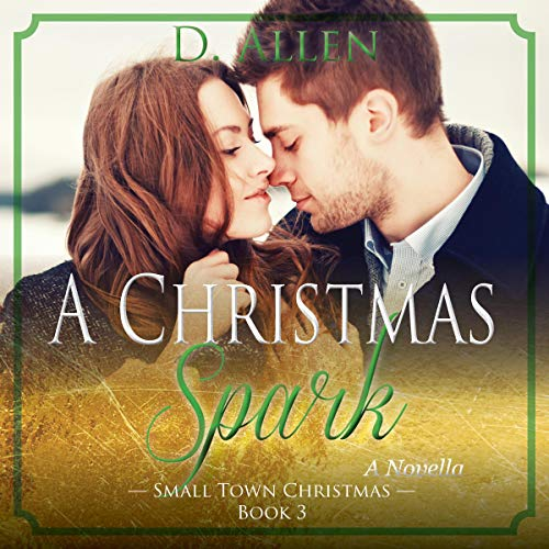 A Christmas Spark audiobook cover art