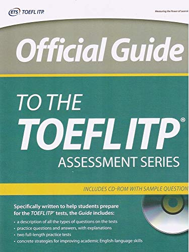 Official Guide to the TOEFL ITP® Test - Assessment Series