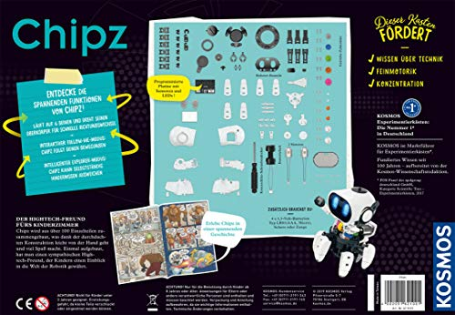 KOSMOS Chipz Roboter - 2