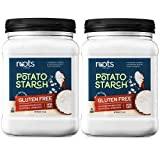 Roots Circle Gluten-Free Potato Starch   42 Oz 100% Pure Potato Flour No Preservatives or Artificial...
