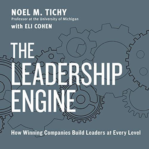The Leadership Engine audiobook cover art