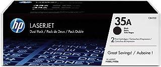 HP 35A 2er Pack schwarz Original LaserJet Tonerkartuschen