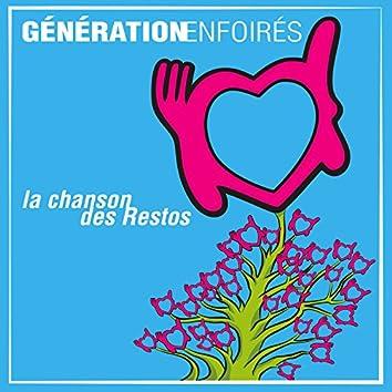 """La chanson des Restos (From """"Génération Enfoirés"""")"""