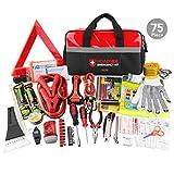 Best Car Tool Kits - Kitgo Car Emergency Kit, Premium Roadside Assistance Essentials Review