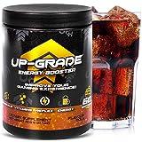 UP-GRADE - Gaming Booster , Energy Drink Pulver - Koffein Pulver für mehr Konzentration im e-Sport - 600 g 60 Servings (Cola)