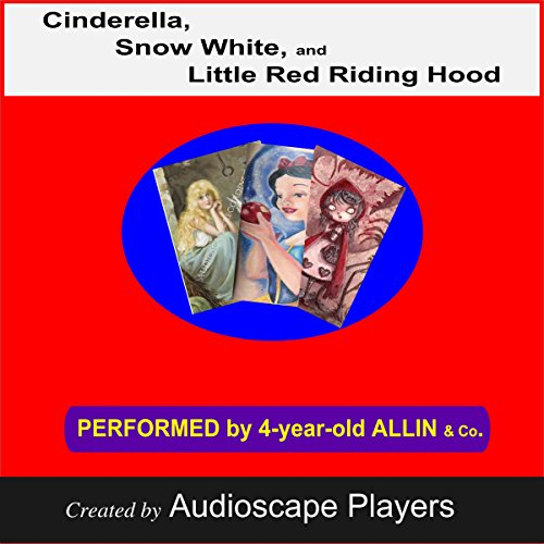 Cinderella, Snow White, Little Red Riding Hood Titelbild