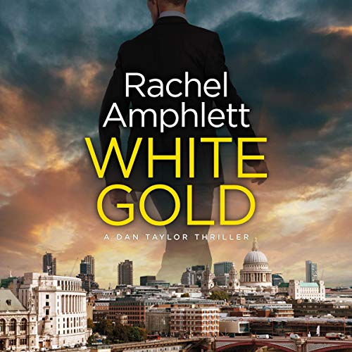 White Gold: An Action-Packed Spy Thriller cover art