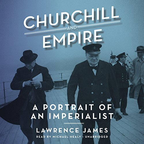 Churchill and Empire cover art
