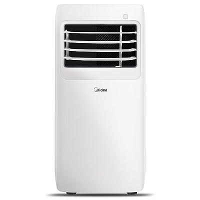 Midea MAP08R1CWT 3-in-1 Portable Air Conditioner, Dehumidifier