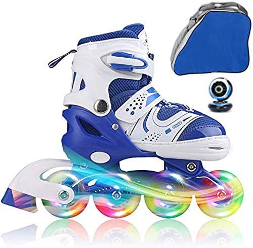 Light Up Inline Skates for Kids (Many Styles)