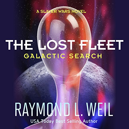 The Lost Fleet: Galactic Search audiobook cover art