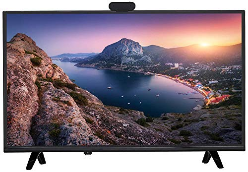 Panasonic 108 cm (43 inches) Full HD Smart LED TV TH-43GS595DX (Black)...