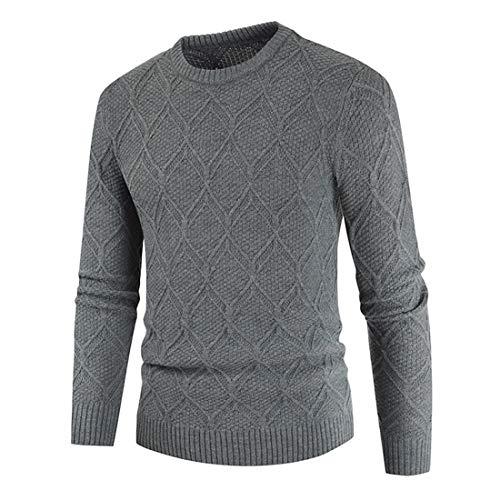 Men's Lambswool Crewneck Sweater Men's Soft Cotton Rib Stitch Crewneck Long Sleeve Sweatshirt Men's Soft Cotton Cable Stitch Crewneck Long Sleeve Sweatshirt Men's Merino Wool Crewneck Sweatshirt