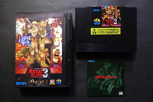 Metal slug 3 - Neo Geo AES - JAP
