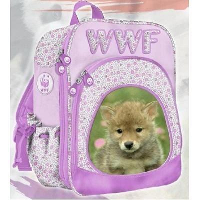 ZAINO ASILO WWF GIRL