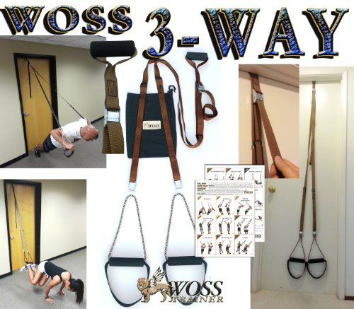 Best Review Of WOSS Travel 3-Way Trainer, Made in USA
