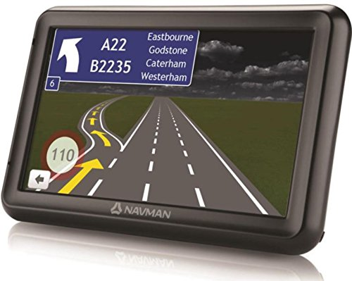 Navman 5420027526485 Navigation, 5000 Europe Schwarz