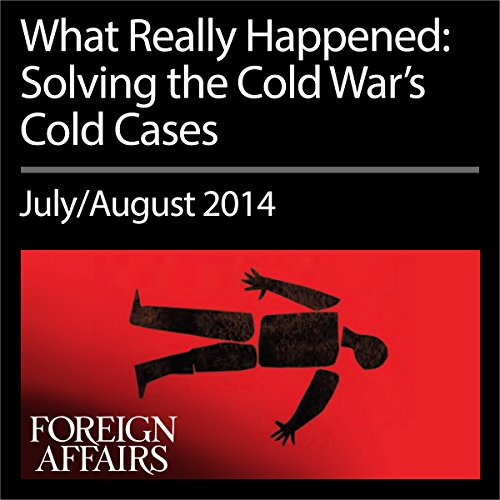 The July/August 2014 Issue of Foreign Affairs audiobook cover art